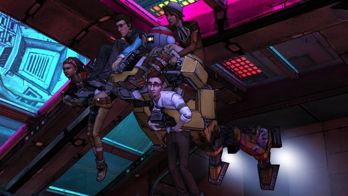 Tales from the Borderlands Episode 3 Review 3