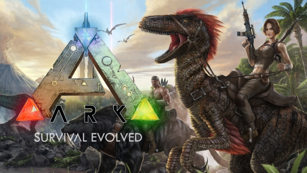 Ark: Survival Evolved Title