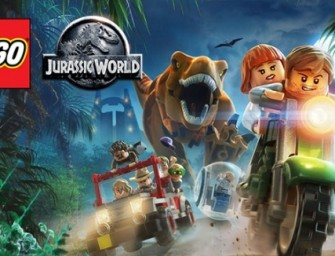 LEGO Jurassic World Review – You Always Need More Teeth!!