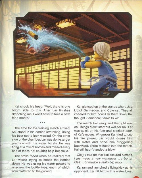 Back To Ninjago Possibilities For Season 6 Tabloid