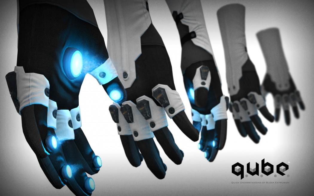 qube-gloves