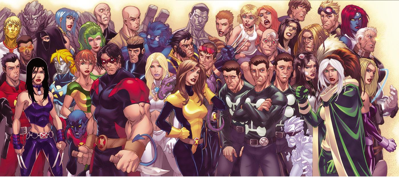 Fox Failing To Capitalize On The X-Men X Men Characters