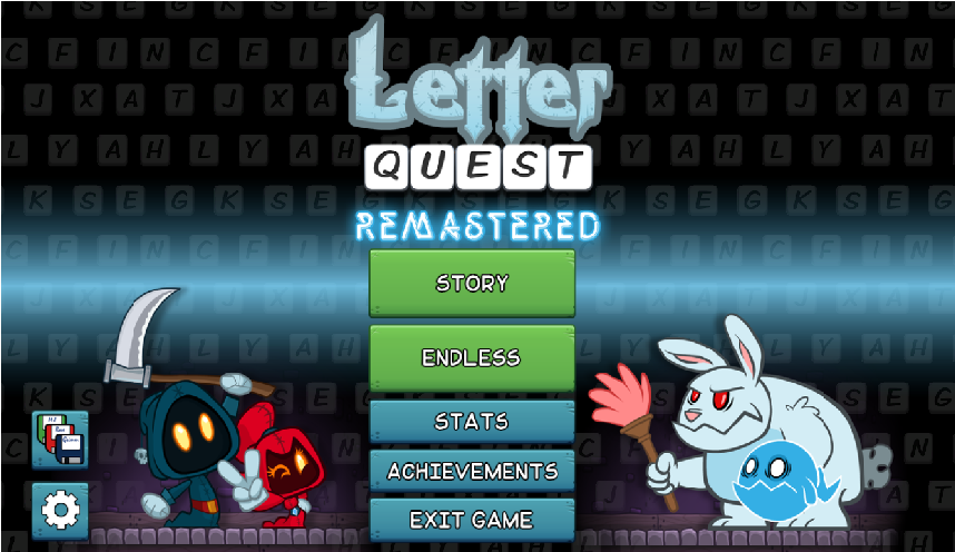Letter Quest: Grimm's Journey Remastered title