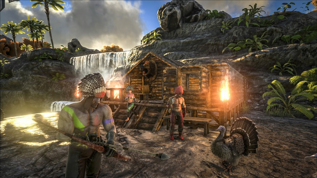 Celebrate Thanksgiving With Ark: Survival Evolved And The Rare Super Turkeys