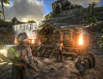 Celebrate Thanksgiving With Ark: Survival Evolved And The Rare Super-Turkeys