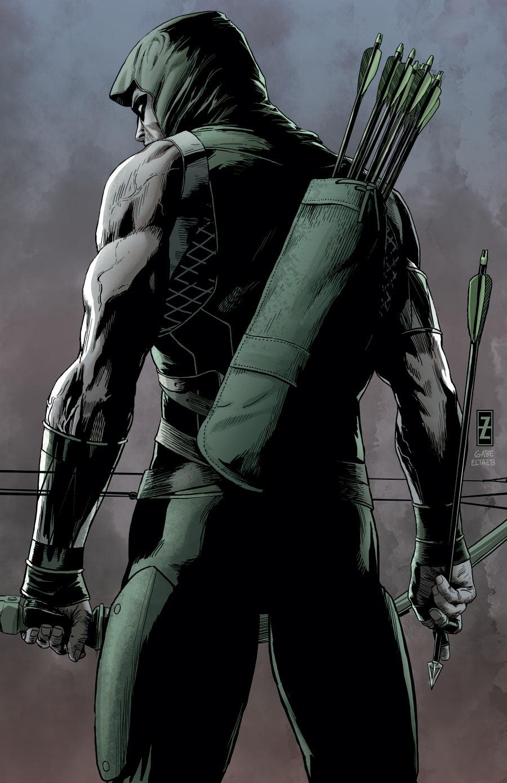 Comic Complex: Finding Green Arrow's Happy Medium