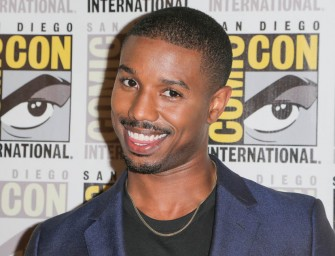 Comic Complex: Heroic Roles For Michael B. Jordan