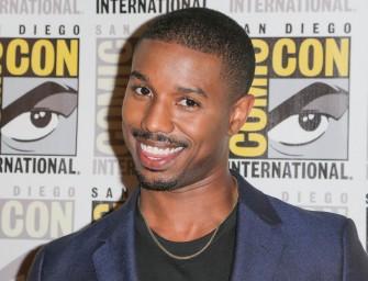 Comic Complex: Heroic Roles For Michael B. Jordan