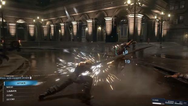 Remake combat