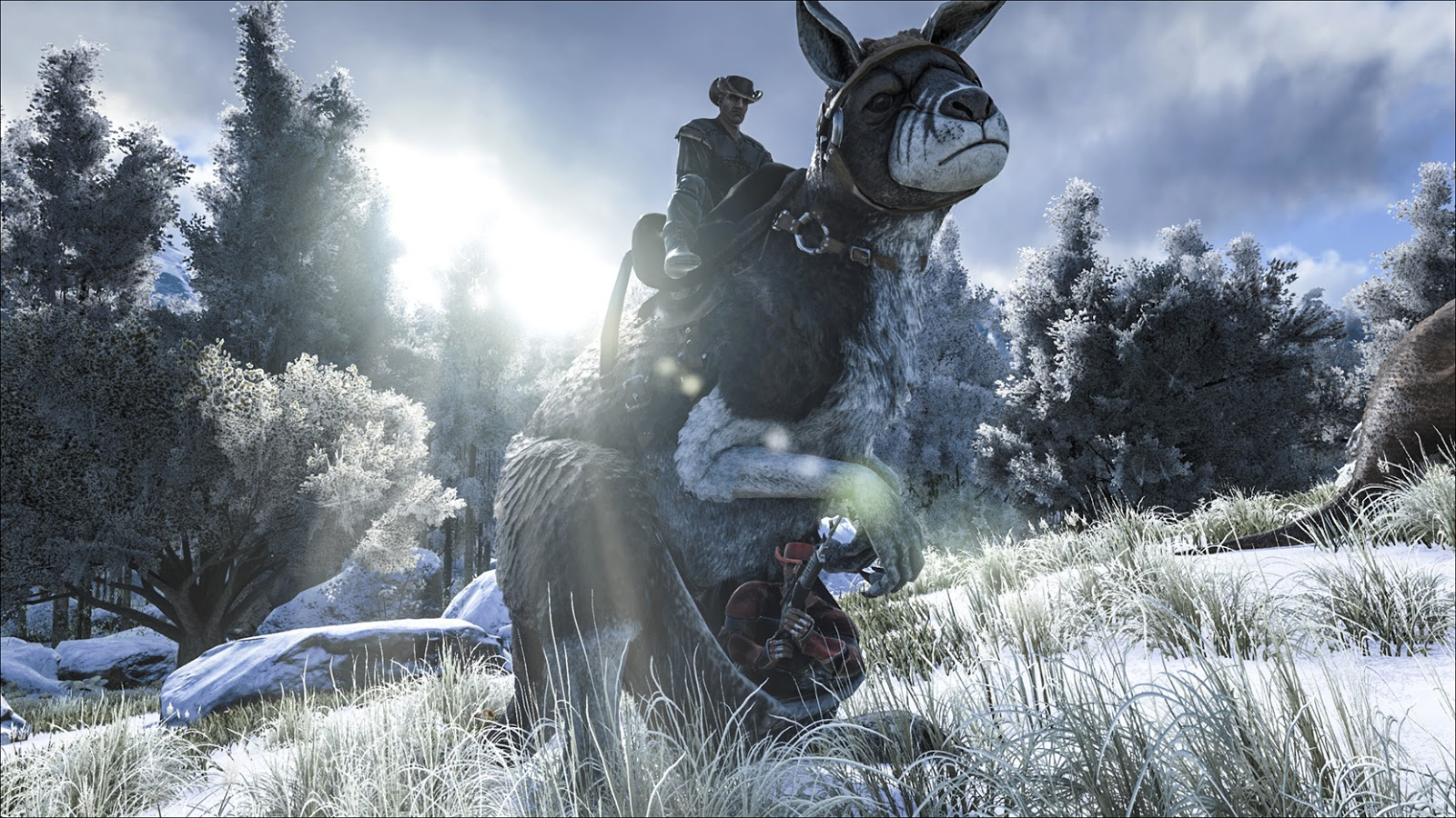 Ark Gets It's First Xbox One Update And New Creatures