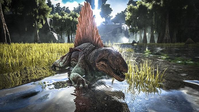 Ark: Dimetrodon