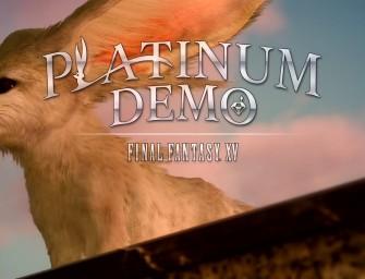 Final Fantasy XV: Platinum Demo Impressions