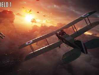 "New Battlefield 1 ""Vehicles"" Trailer Revealed"
