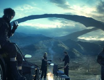 Final Fantasy XV DLC Plans Revealed