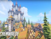 Blizzard Announce First New Overwatch Map; Eichenwalde