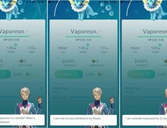 Pokemon Go Update Adds Pokemon Appraisal, With Hilarious Results