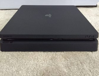 PlayStation 4 Slim Leak Confirmed
