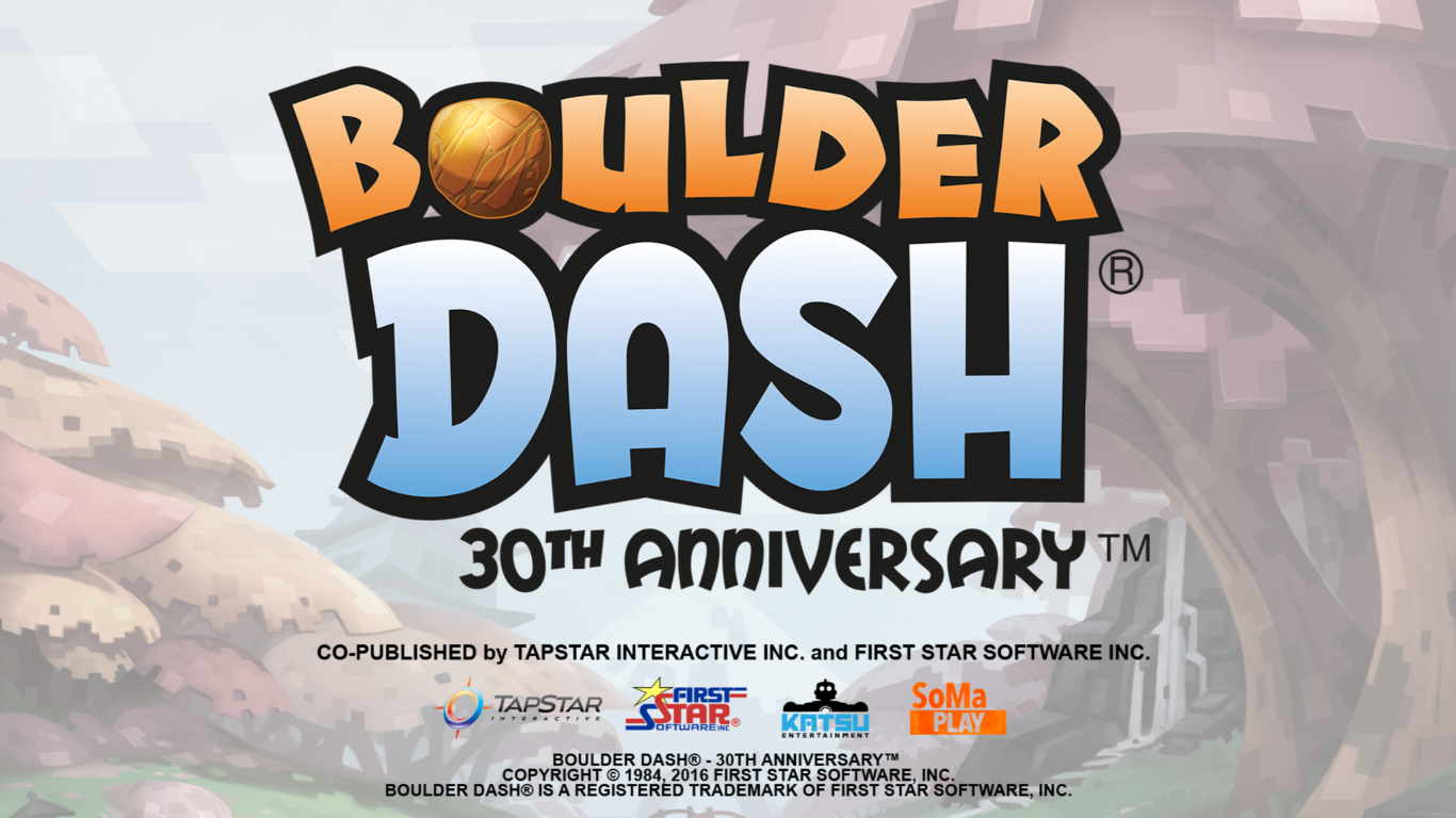 Boulder Dash 30th Anniversary Review