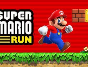 Super Mario Run Coming to iOS in December