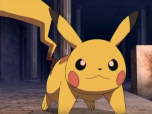 Pikachu After the Transition