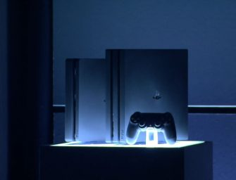 PlayStation 4 Slim and PRO Announced