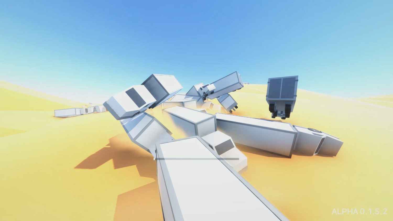 Clustertruck Arrives on PC and PS4