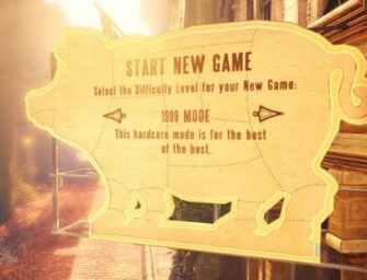 BioShock: Infinite and the Art of Alternate Game Modes Part 1