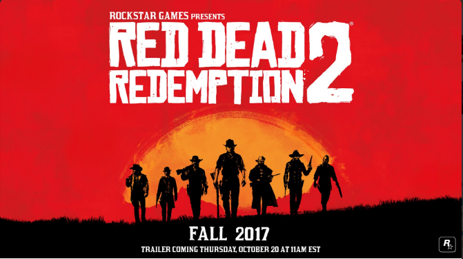 Red Dead Redemption 2 Confirmed For Fall 2017 By Rockstar Games