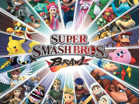 Super Smash Brothers Brawl Characters
