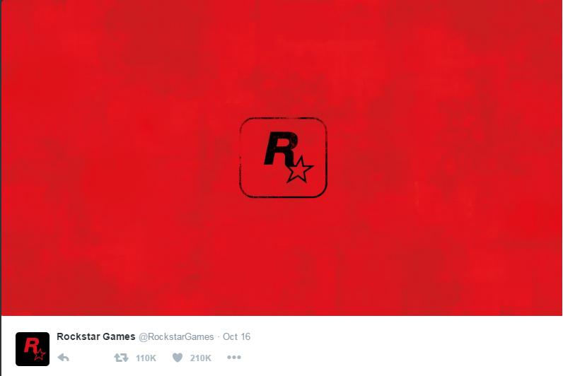 Red Dead Redemption 2 Twitter teaser 1