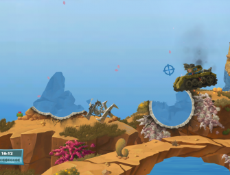 Worms W.M.D. Review