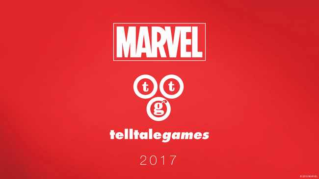Telltale/Marvel collaboration