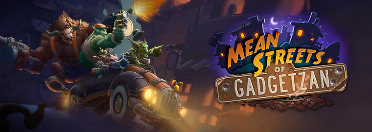 Hearthstone's Fourth Expansion, Mean Streets Of Gadgetzan, Announced At Blizzcon 2016