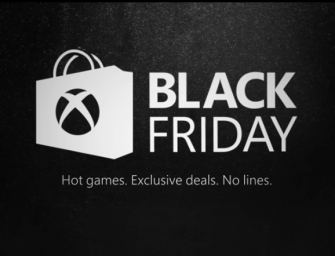 Xbox Live Black Friday Deal Recommendations