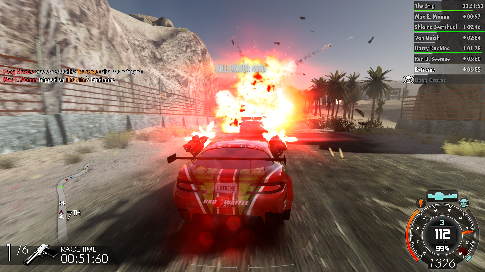 Gas Guzzlers Extreme Hits Xbox One