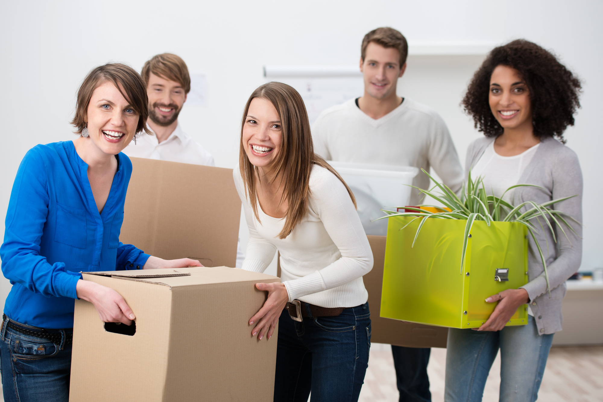 9 Tips for a Successful Office Relocation