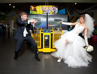 How You Can Make Your Wedding a Video Game Wedding