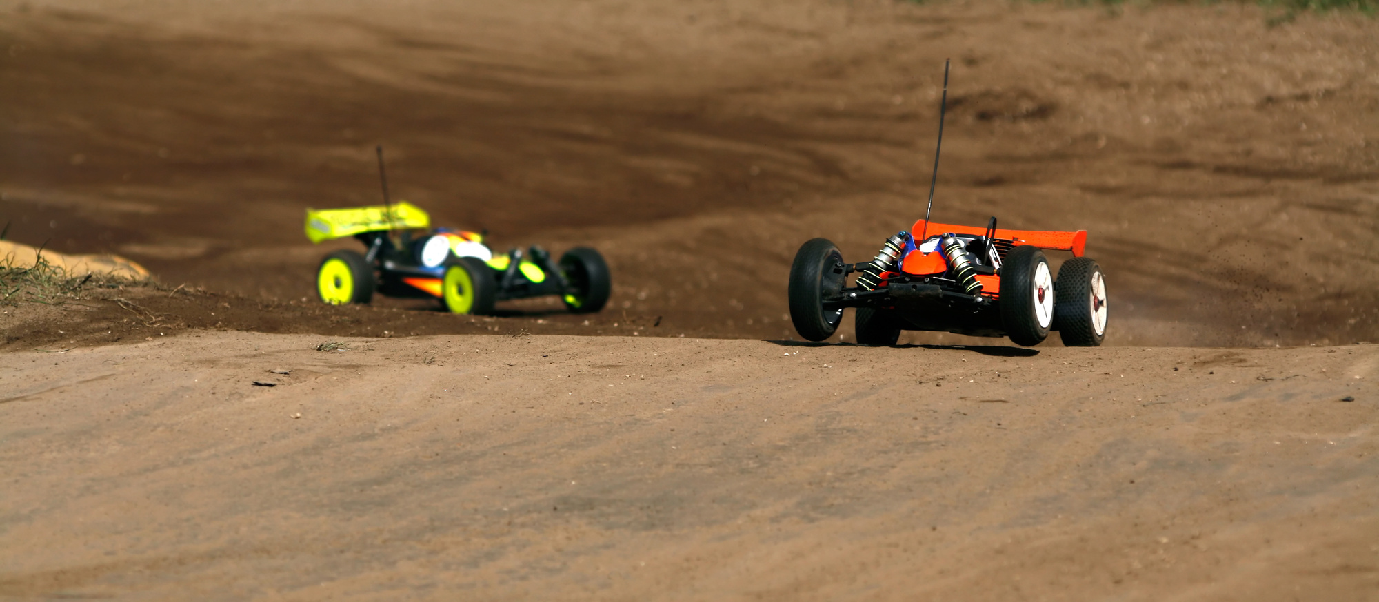 4 Insanely Fun Games You Can Play with RC Cars